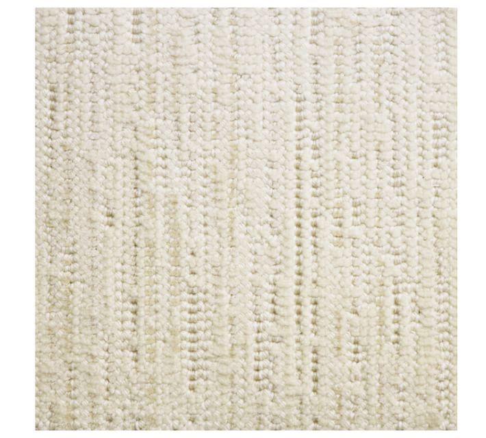 Fibreworks® Custom Boucle Wool Rug - Ivory