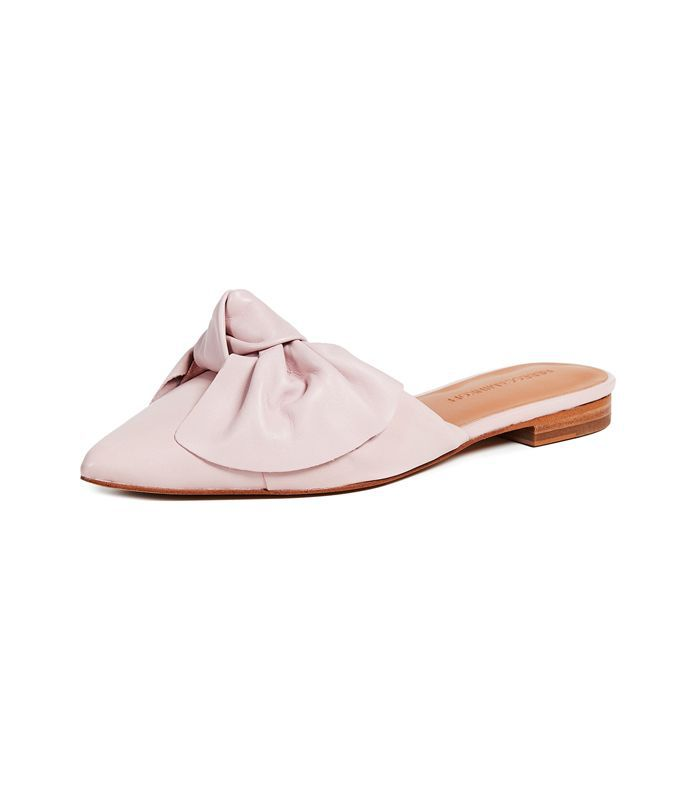 Alexis Bow Point Toe Flats