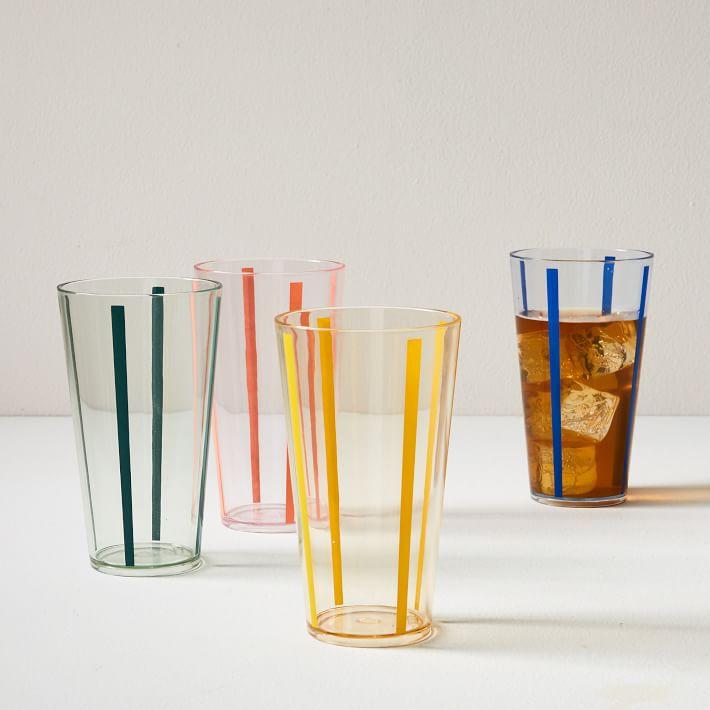 West Elm Outdoor Glassware Bundle
