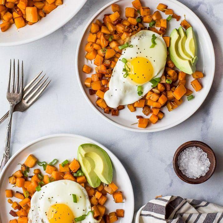 Best Paleo Recipes - Joyful Healthy Eats, Sweet Potato Hash