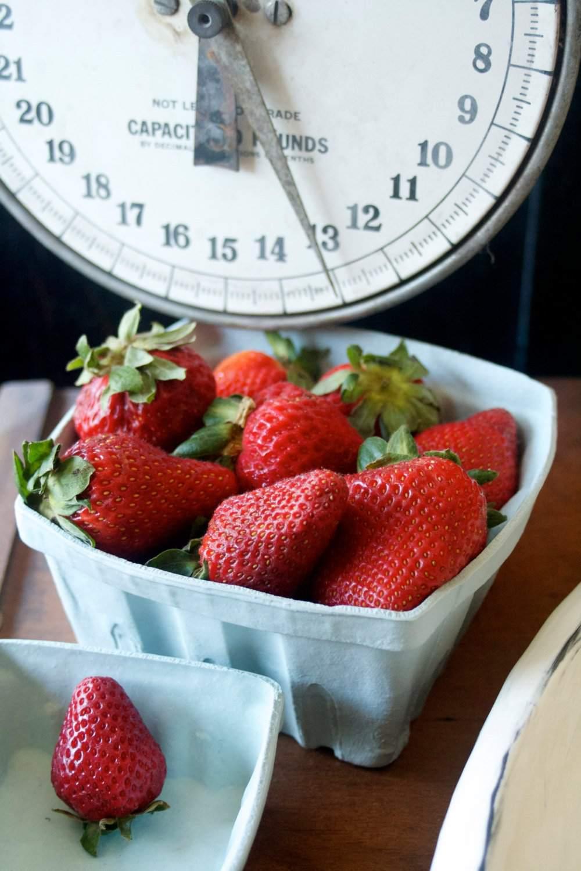 Ceramic Berry Basket Heirloom Studio