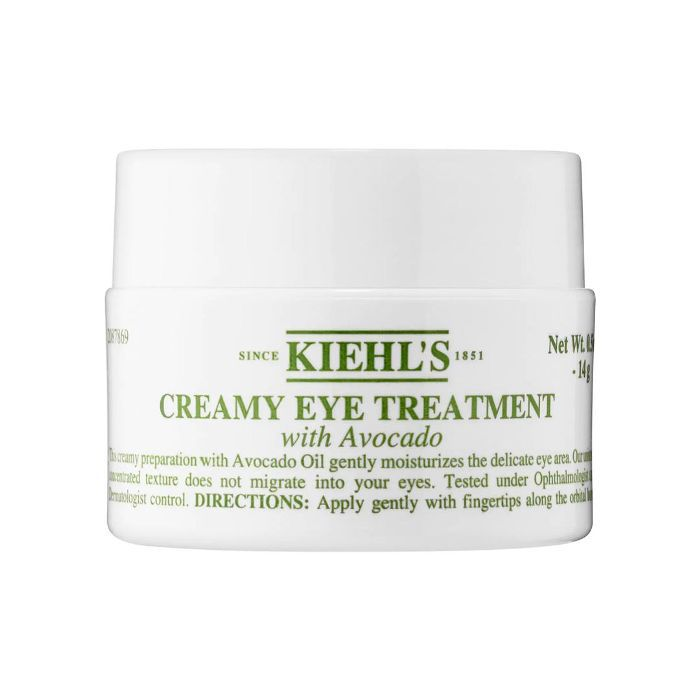 Kiehl's 1851 Creamy Eye Treatment with Avocado Mini Dermatologist-Recommended Eye Creams