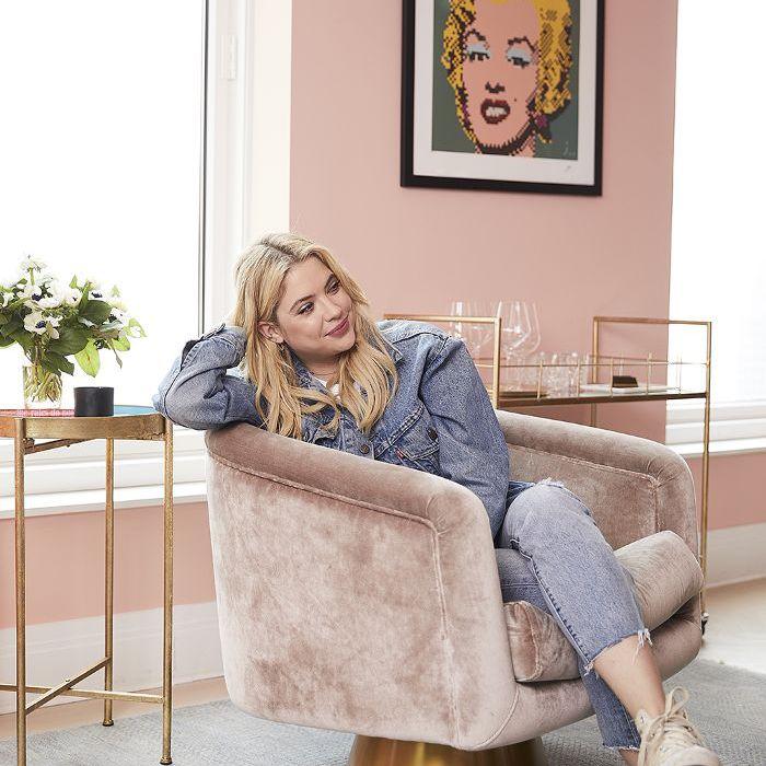 Inside Ashley Benson in her New York City Apartment