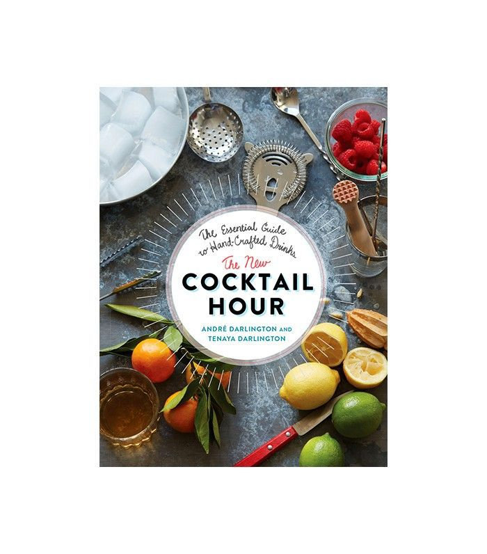 The New Cocktail Hour by André Darlington