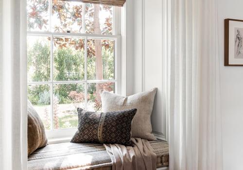 asiento de ventana