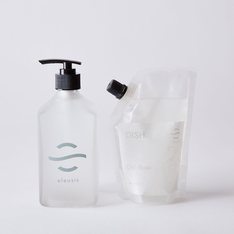 Eleusis All-Natural Organic Dish Soap