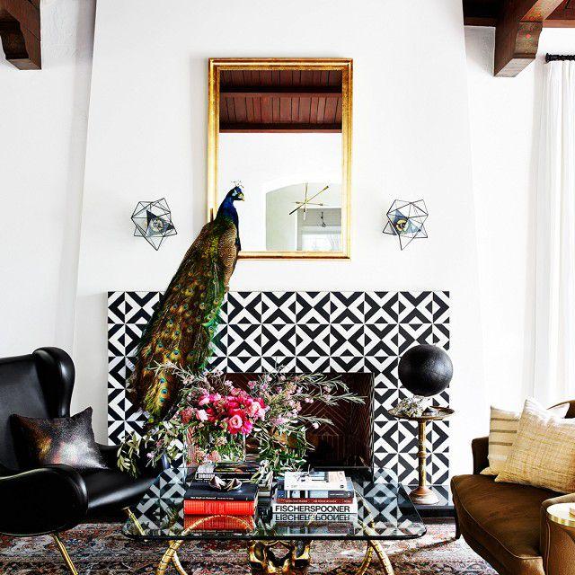 Joe Trohman—living room