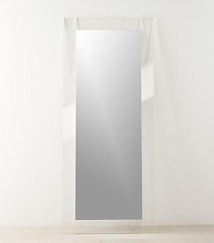 """Espejo de piso acrílico de 32 """"x76"""""""
