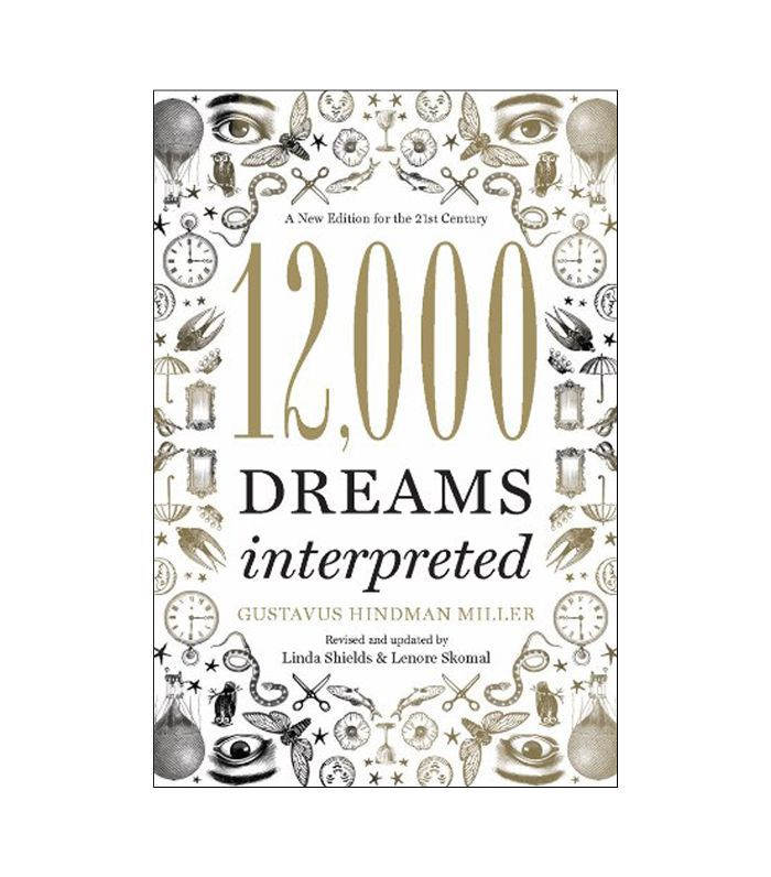 12,000 Dreams Interpreted: A New Edition for the 21st Century by Linda Shields and Lenore Skomal Books About Dreams
