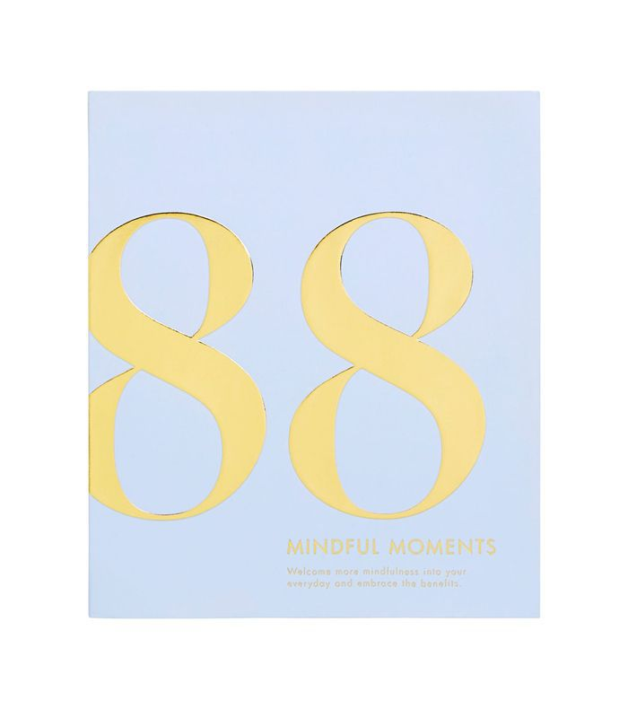 Kikki.k 'Time Is Now 88 Mindful Moments' Journal -
