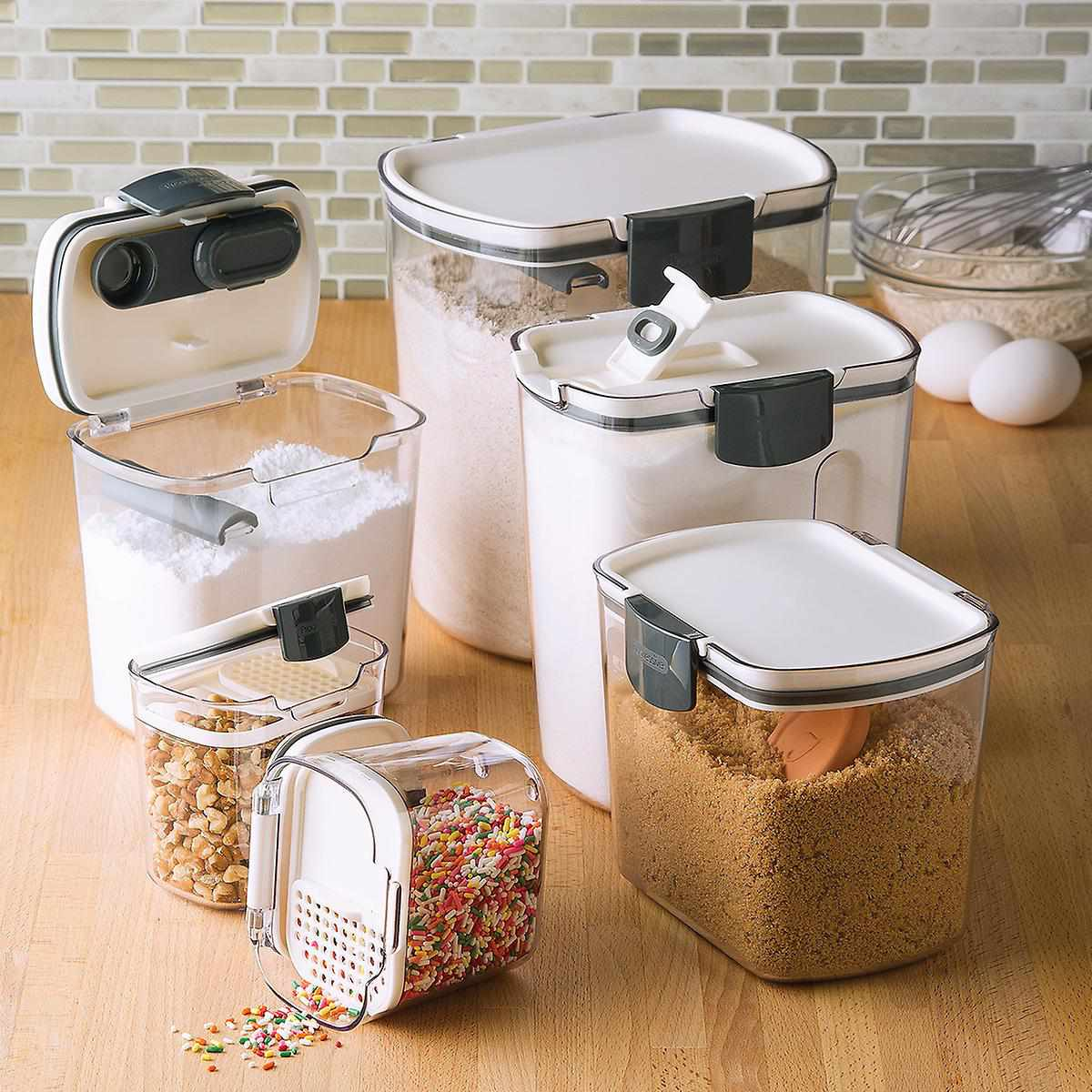 ProKeeper Baker's Storage Set of 6