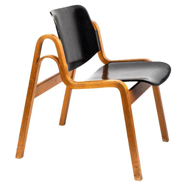 1950s Vintage Imari Tapiovaara 'Wilhelmina' Chair