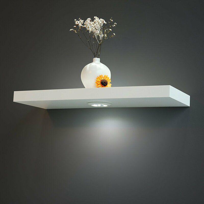 Wayfair Ebern Designs Floating Wall Shelf