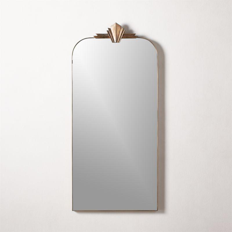 CB2 Nouveau Mirror