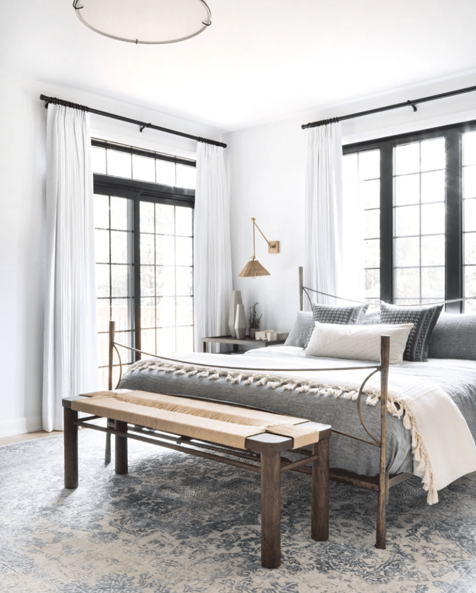 26 Best Window Treatments For The Bedroom