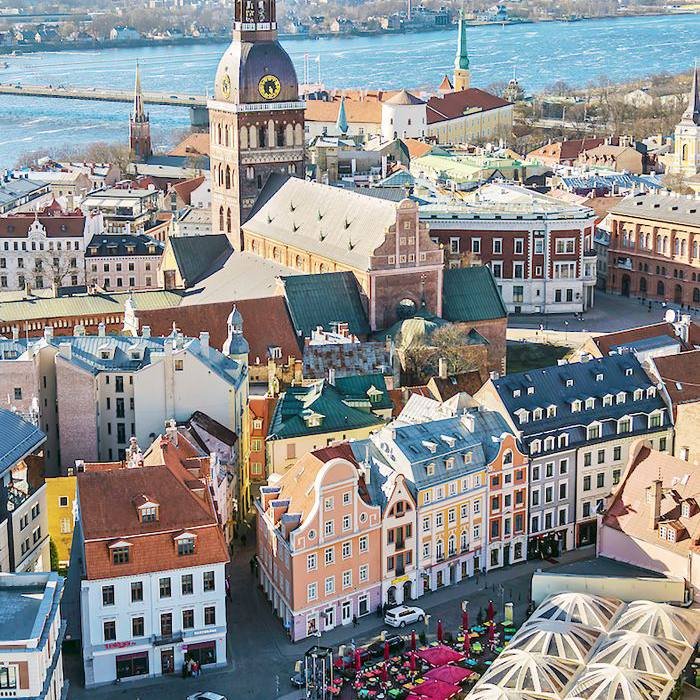 These 22 European Cities Look Straight Out of a Fairy Tale