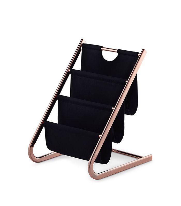 Homes: Inside + Out Joslin Contemporary Magazine Rack