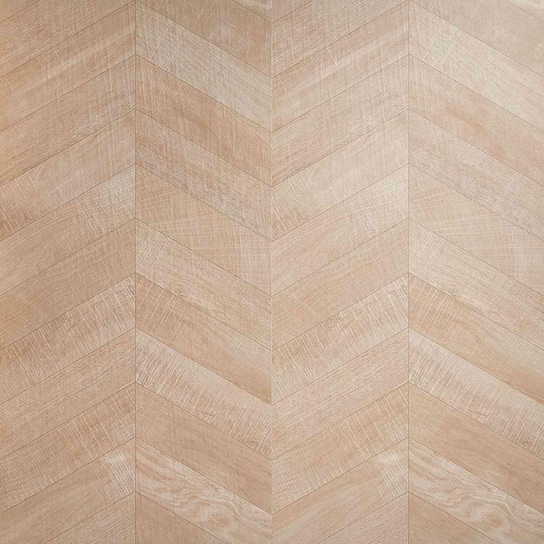 Kenridge Chevron Maple Porcelain Tile