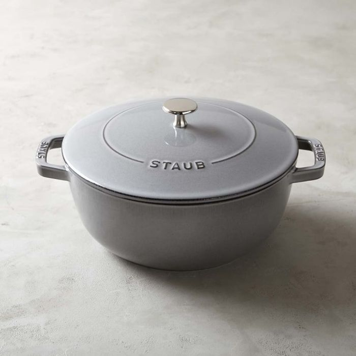 Williams Sonoma Staub Cast-Iron Essential Oven