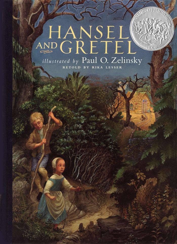 Rika Lesser Hansel y Gretel