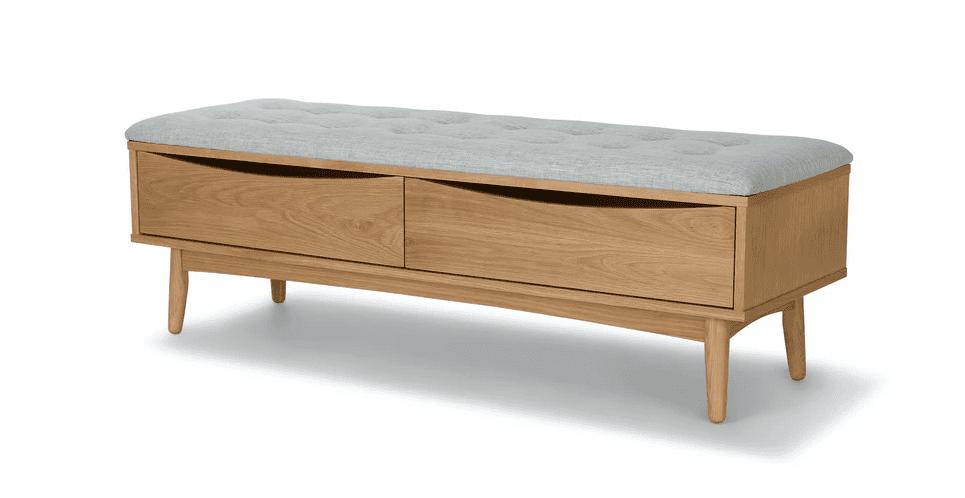 Article Culla Oak Bench