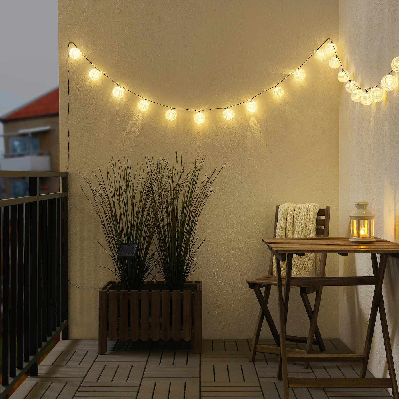 IKEA Solarvet LED String Lights