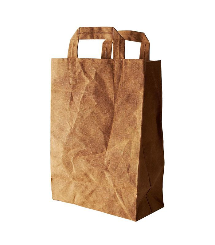 Italic Home Reusable Canvas Shopping Bag