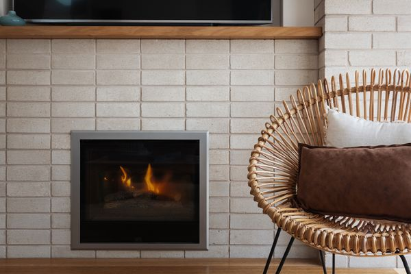 Cosy Living Room Fire