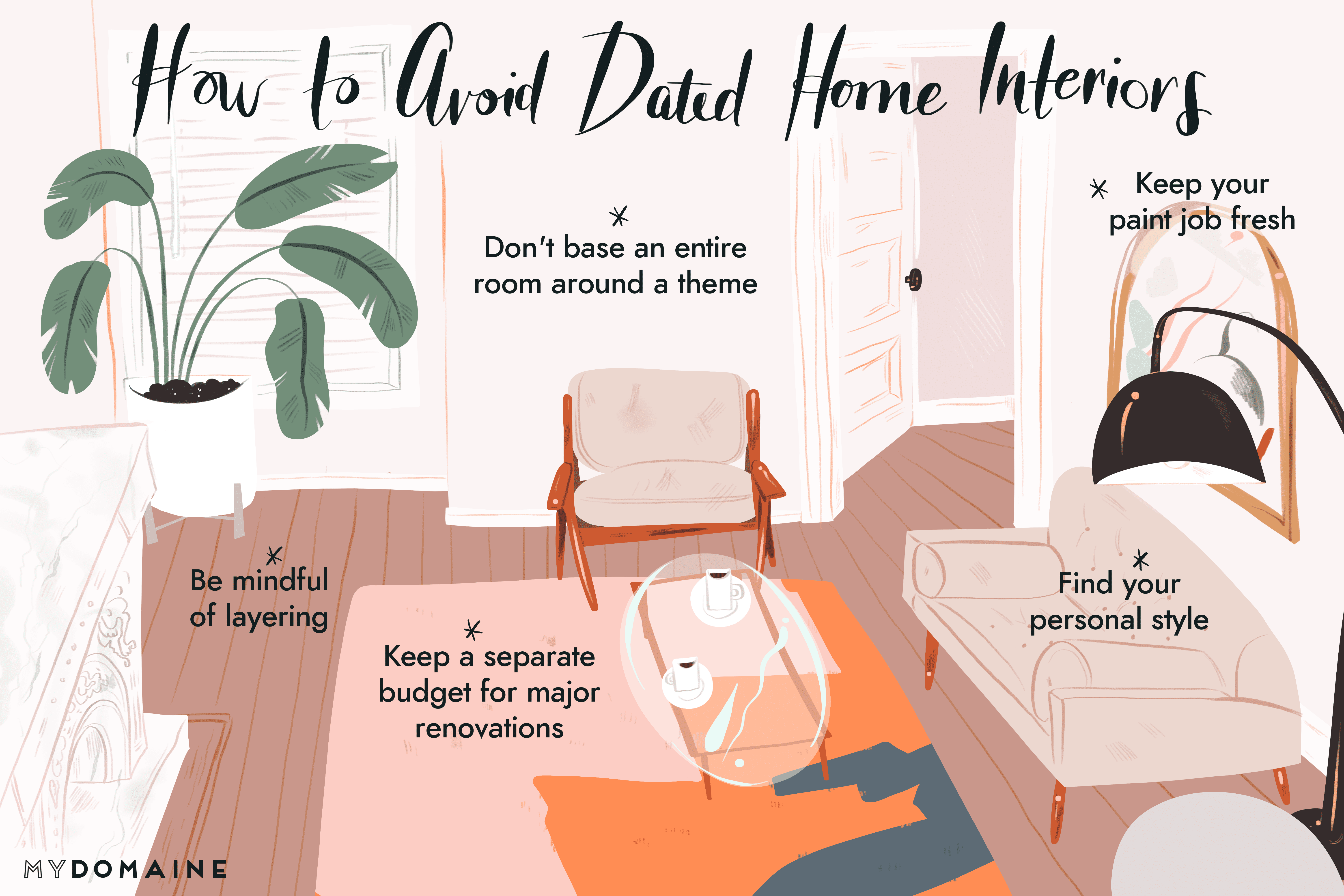 How to Avoid Dated Home Interiors
