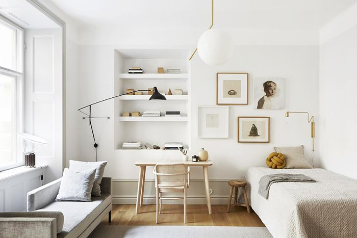 Small Space Scandinavian Design Tricks To Copy Asap