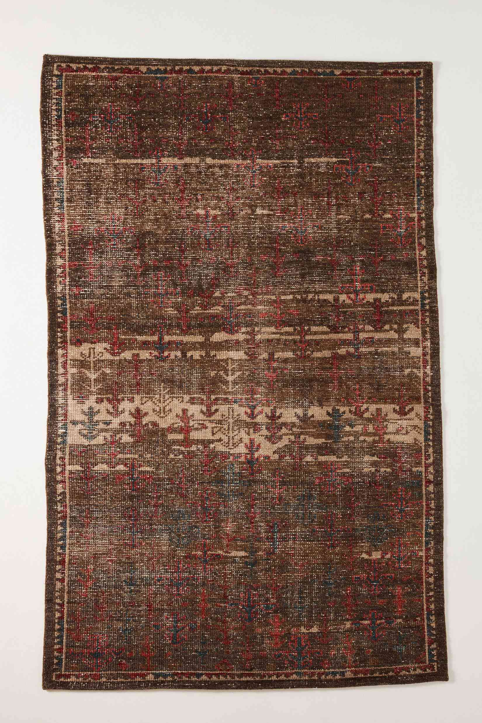 Amber Lewis For Anthropologie Hand-Knotted Sarina Rug