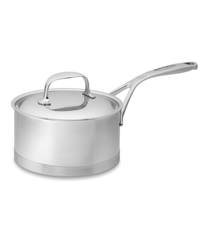 Williams Sonoma Demeyere Atlantis Stainless-Steel Saucepan