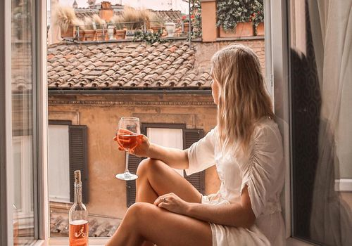Los mejores vinos rosados baratos