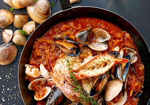 Classic French Recipes — Bouillabaisse