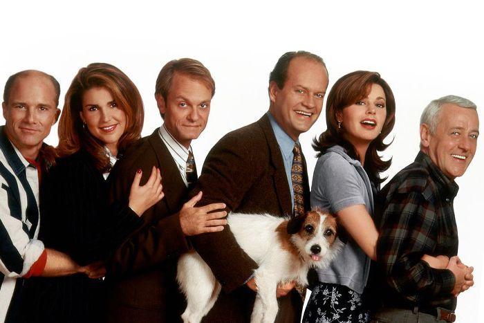 Programas de TV de los noventa en Netflix - Frasier