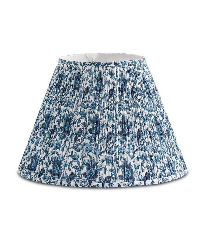 Bunny Williams Home Southern Blues Lampshade