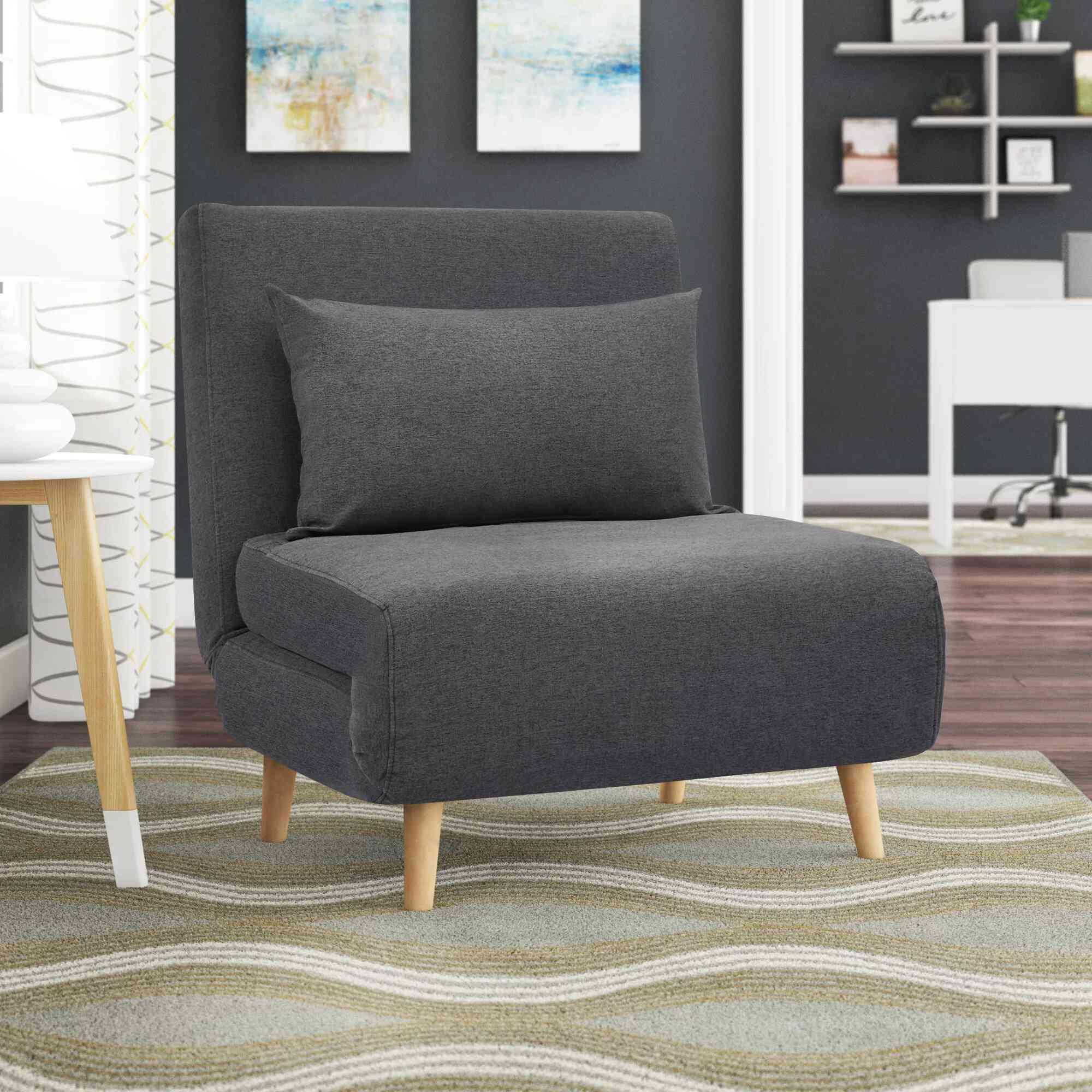 Corrigan Studio Bolen Convertible Chair