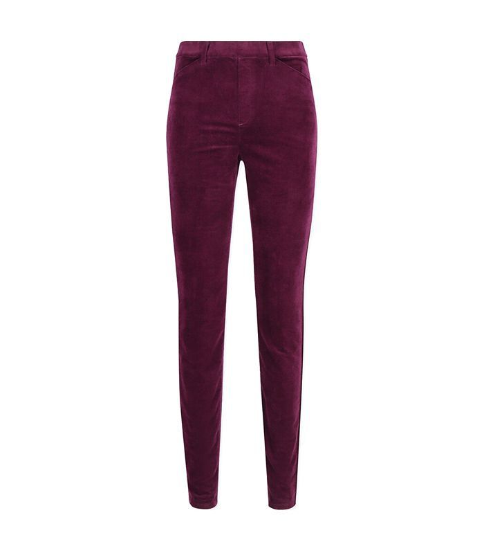 Women Heattech High Rise Leggings Pants Velvet