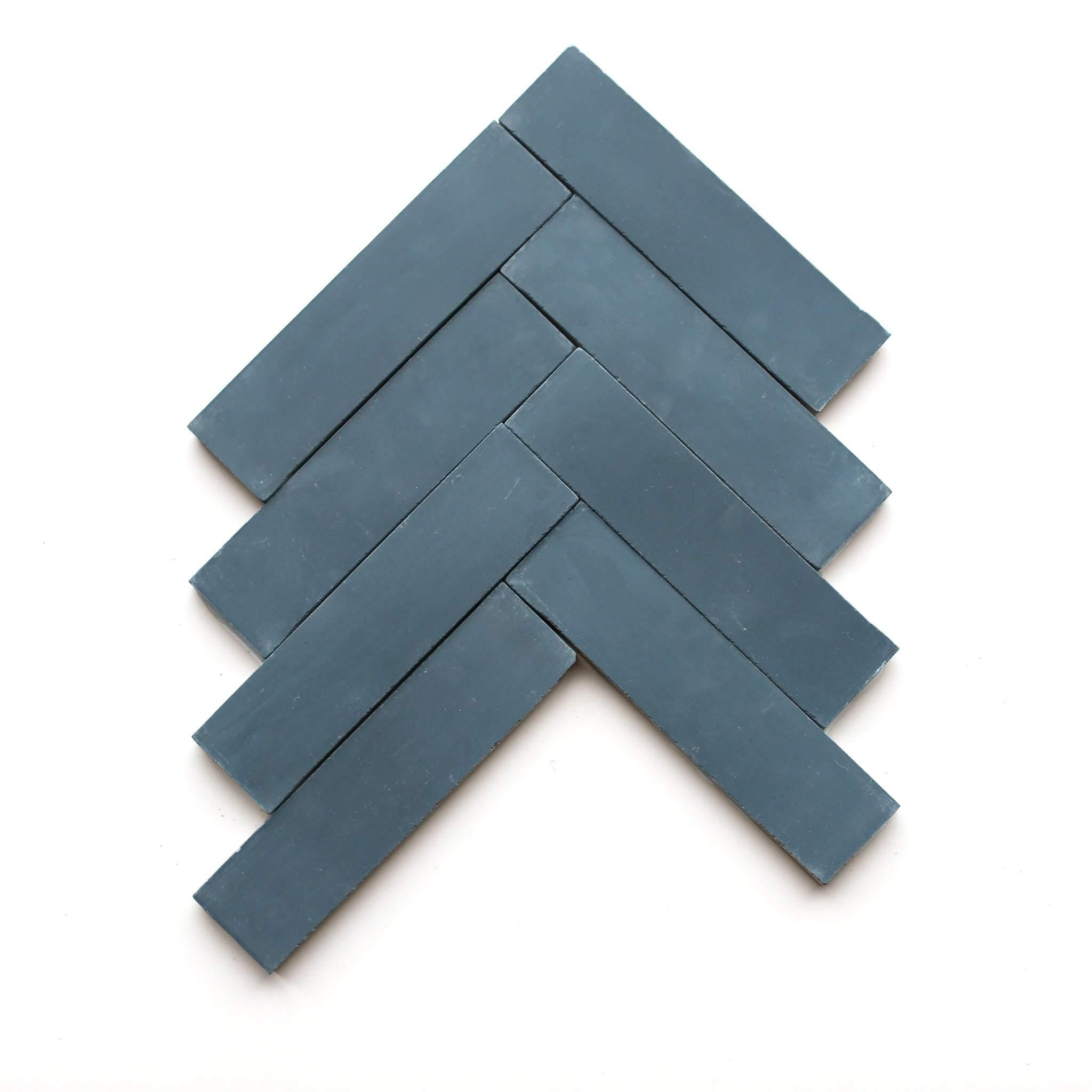 Solid Rectangle—Bathroom Floor Tile Ideas