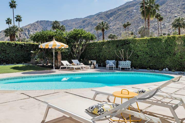 Frey Steinmeier House in Palm Springs, CA