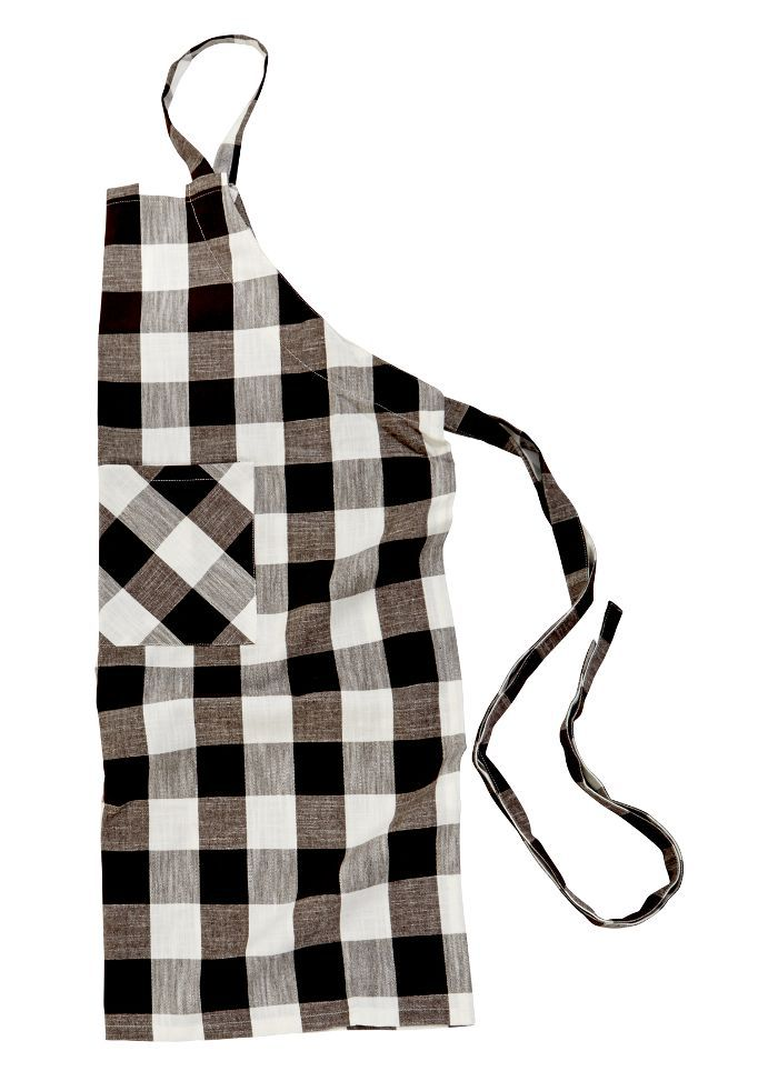 Threshold Plaid Yarn Dyed Apron