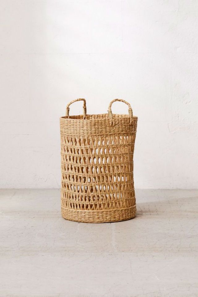 Woven Handle Basket