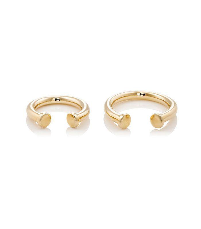 Women's Pipe Ring Set