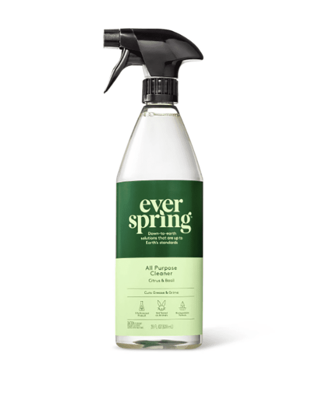 Target Everyspring Citrus & Basil All Purpose Cleaner