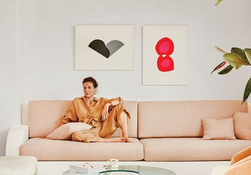 Garance Doré—home tour