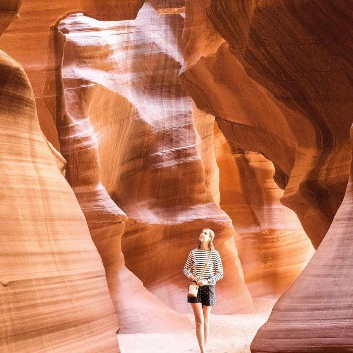 Stacie Flinner: los lugares más fáciles para viajar