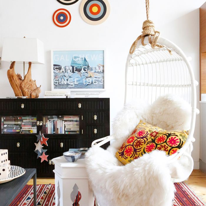 11 Hanging Chairs To Make Any Room Look Cooler