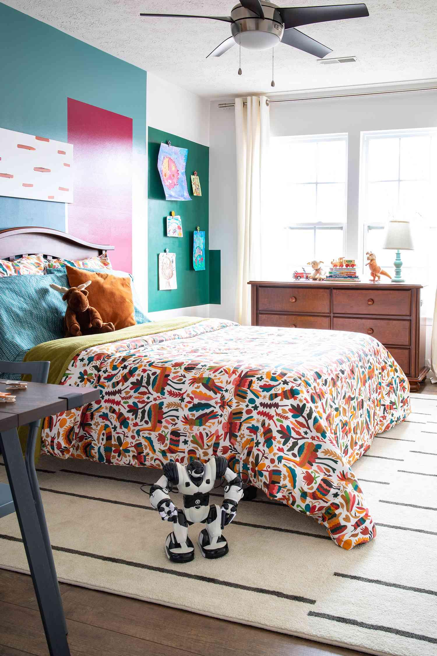 casa watkins living - son's bedroom