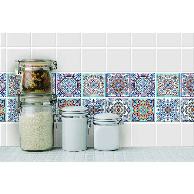 Art3d Peel & Stick Mosaic Tile - Wayfair