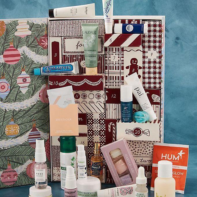 Anthropologie George & Viv 24 Days of Beauty Advent Calendar